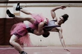 McMaster University Wrestling Team, Supporting the Annual Think Pink Campaign for Breast Cancer Awareness