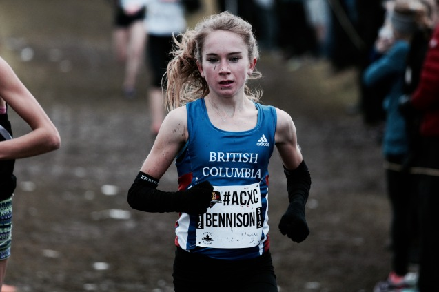 Hannah Bennison, Canadian National Cross Country Championships