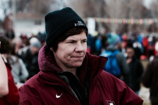Coach Paula Schnurr, Canadian National Cross Country Championships