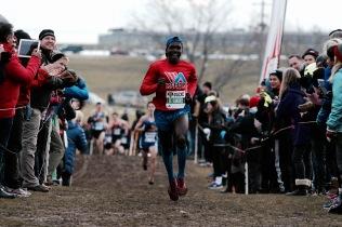 Ehab El Sandali, Canadian National Cross Country Championships
