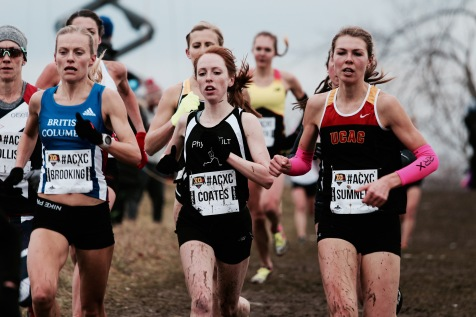 Senior Women, Canadian National Cross Country Championships