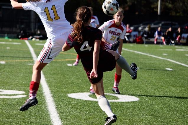 McMaster Women's Soccer