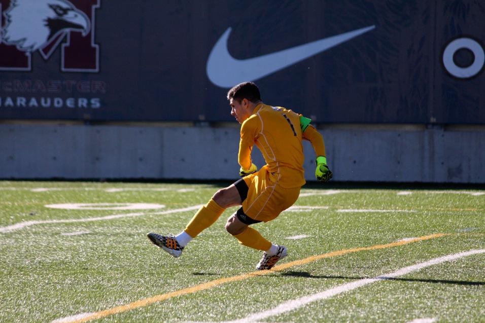 McMaster Men's Soccer