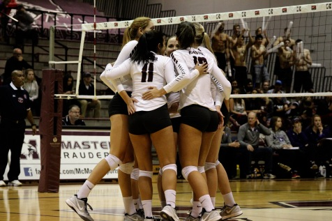 McMaster Women's Volleyball
