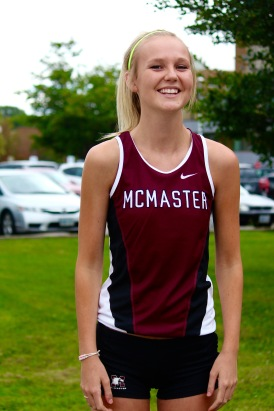 McMaster Cross Country Team, Promotional Shoot