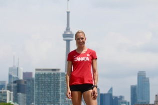 2018 Canadian Running Magazine Interviews: Kate Van Buskirk