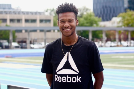 2018 Canadian Running Magazine Interviews: Justyn Knight