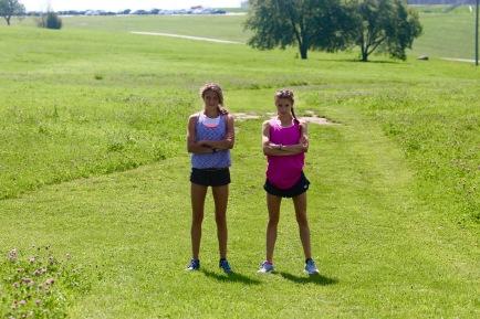 2018 Canadian Running Magazine Interviews: Brogan & Branna MacDougall