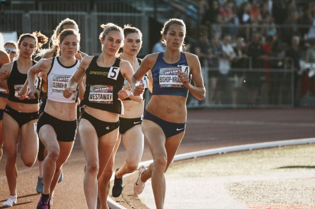 2019 Speed River Inferno Women's 800m