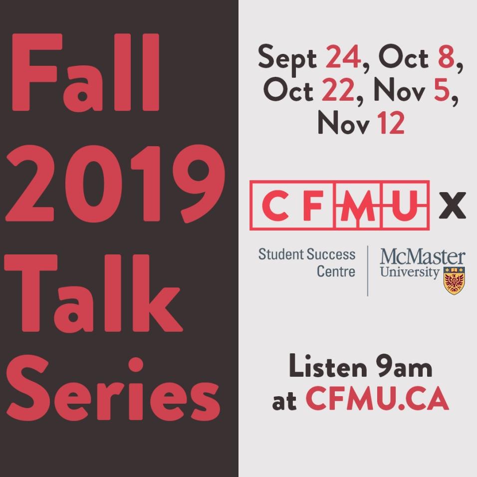 Fall 2019 Talk Series