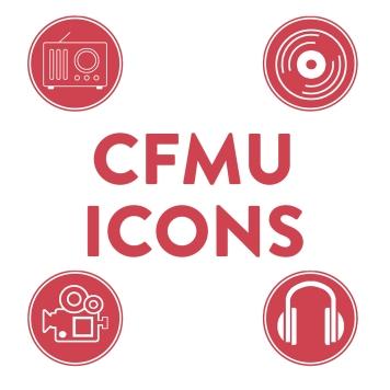 Icons for CFMU Graphics