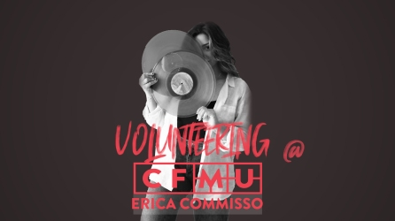 Volunteering @ CFMU
