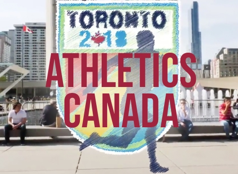 ATHLETICS CANADA (2018)