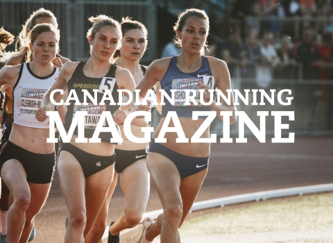 CANADIAN RUNNING MAGAZINE (2018)