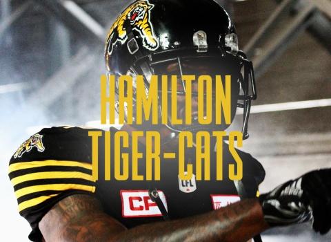 HAMILTON TIGER-CATS (2017)